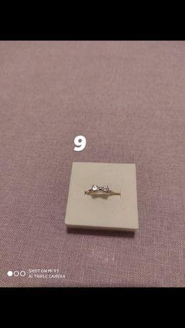 Pierścionek (srebro )