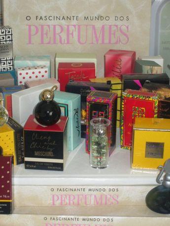 Coleção perfumes