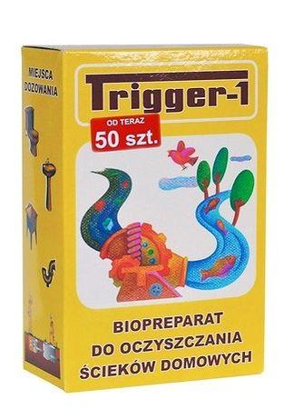 Bakterie do szamba 50 saszetek Trigger - 1