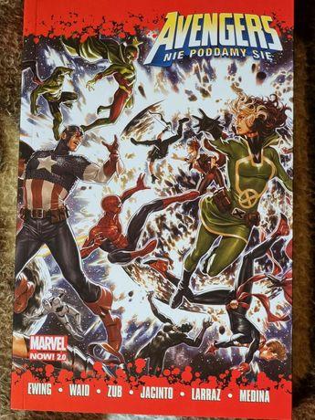 Avengers. Nie poddamy się.   Komiks