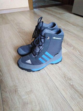 Buty zimowe Adidas 34