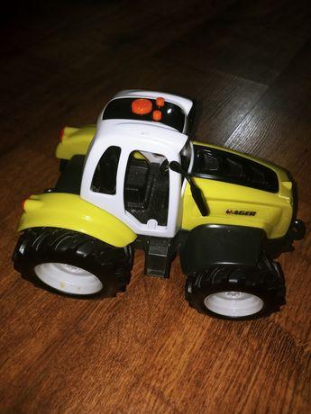 Traktor ager interaktywny
