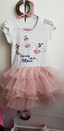 Sukienka baletnica