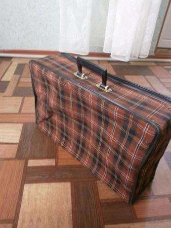 Продам раритет- чемодан складной.