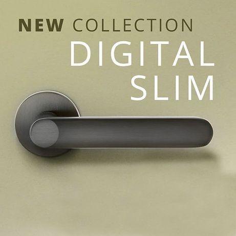 Ручка дверна DIGITAL SLIM от LINDE A-2019 MA