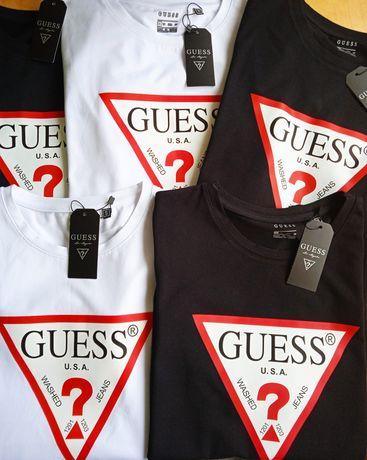 Stylowe koszulki damskie GUESS