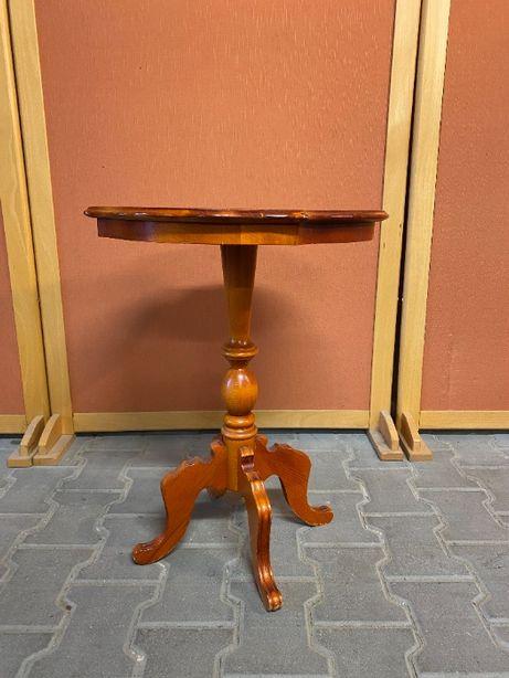 Stół stolik drewniany lakierowany