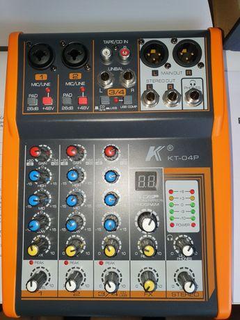 Profesjonalny Mixer DJ nowy
