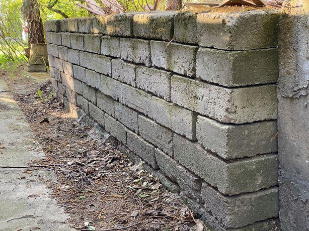 Bloczki betonowe 1 zł/sztuka