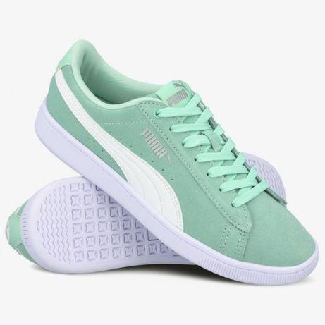 Кроссовки спорт Взуття /Обувь PUMA чоловіче зелене розміри UK6,5 39