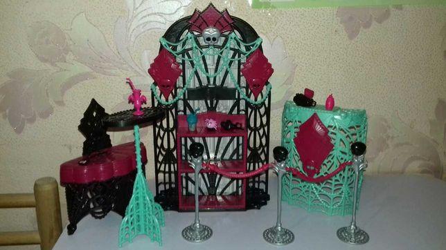 Набор Монстер Хай Monster High мебель Монстр Хай