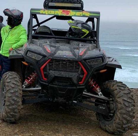 Polaris RZR 1000 XP 2019, 890km