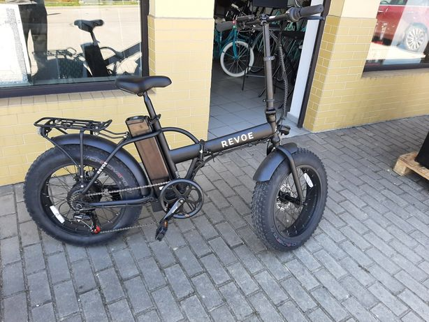 Outlet rower revoe okazja jsk nowy