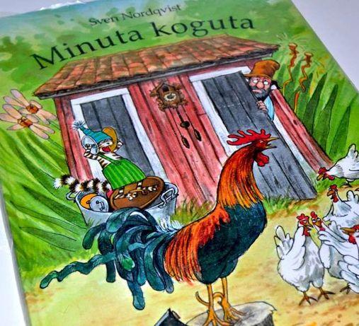 Minuta Koguta BAJKA dla dzieci MP3 audiobook Pettson i Findus