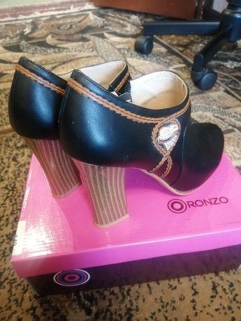 Ботинки новые продам