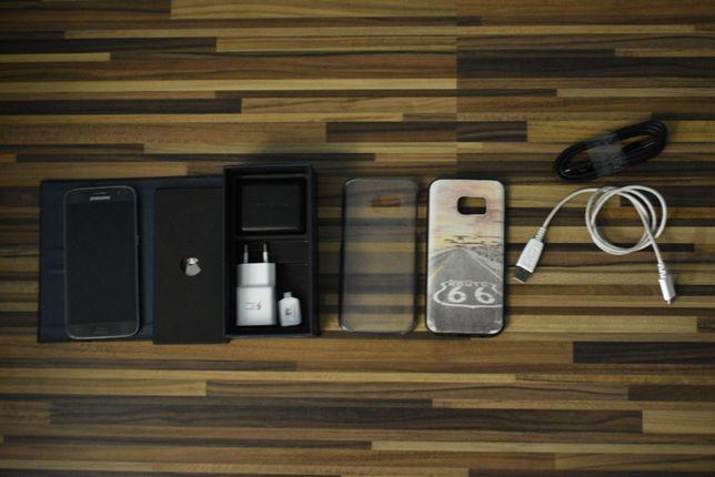 Samsung Glaxay S7 2x Etui ładowarka samochodowa Zamiana Note8/9/10