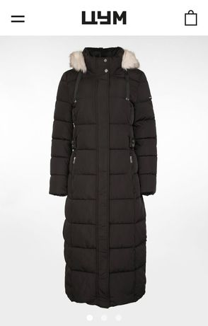 Новая Куртка пуховик DKNY, moncler, add