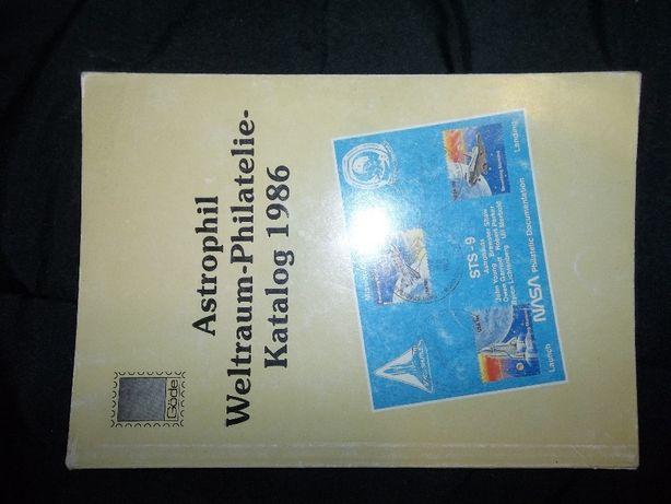 Каталог 1986 Astrophil Weltraum-Philatelie