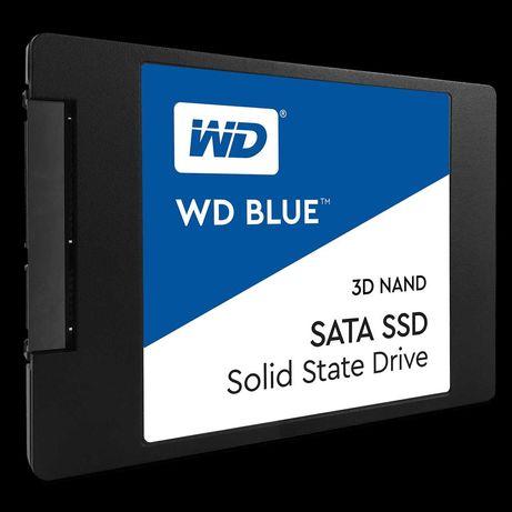 Western Digital WD SSD 3D 2TB 2.5 (WDS200T2B0A)