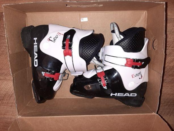Buty narciarskie Head Edge J 2 dziecięce 20.5