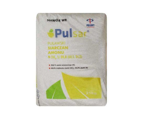 SIARCZAN AMONU PULSAR 25kg nawóz azotowy przedsiewny