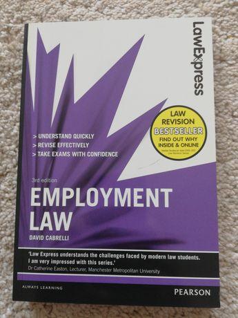 Employment Law. 3rd edition. David Cabrelli