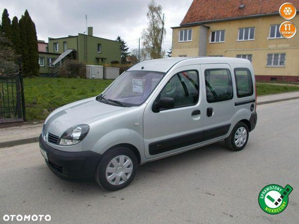 Renault Kangoo Opłacony Zdrowy Zadbany Serwisowany z Klimatyzacją 100 Aut na Placu