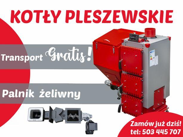 Kotły C.O. piec moc 12-16kW Feniks 5 klasa Palnik ŻELIWNY