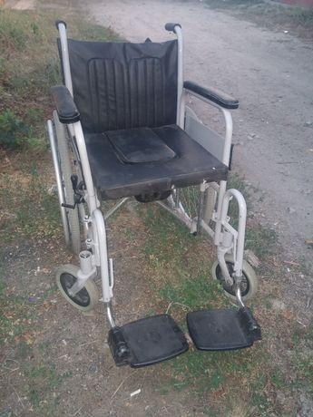 Кресло колёсное (инвалидное) КЛСТ