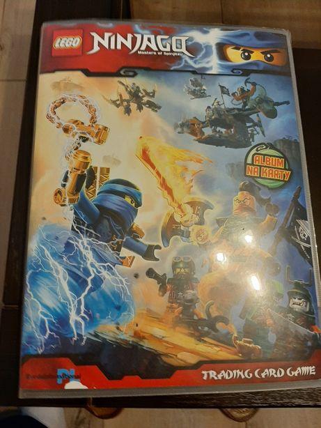 Album LEGO NINJAGO Seria 1