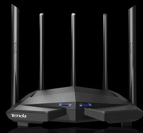 Router Repeater Wifi Tenda AC11 1000Mbps Fibra optica 2.4ghz 5ghz NOVO