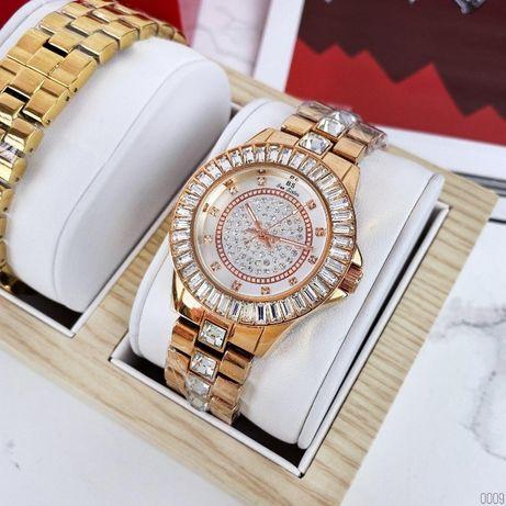 Подарок на Новый год! Женские Наручные часы Bee Sister +3 Расцветки!