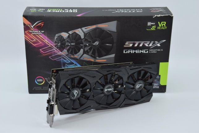 Видеокарта ASUS GeForce GTX1060 6Gb (STRIX-GTX1060-O6G-GAMING) #16633