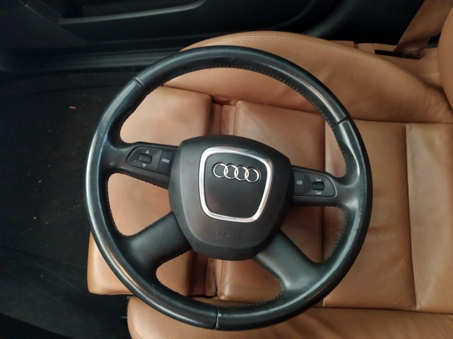 Kierownica + airbag Audi A4 A5 A6 A8 Q7, stan idealny Grudziądz - image 1