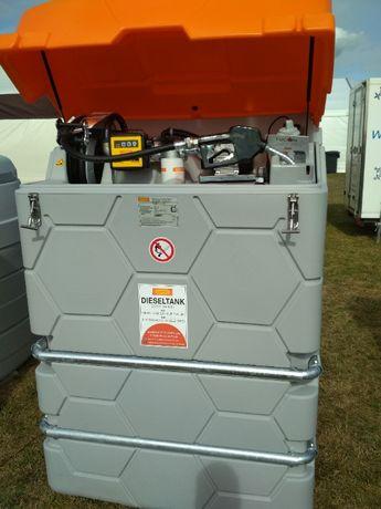 Zbiornik do paliwa CEMO - 2500 l PREMIUM - jakość !!!