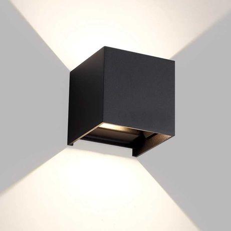 Candeeiros de parede LED, novos, ângulo luz ajustável,inter./exterior