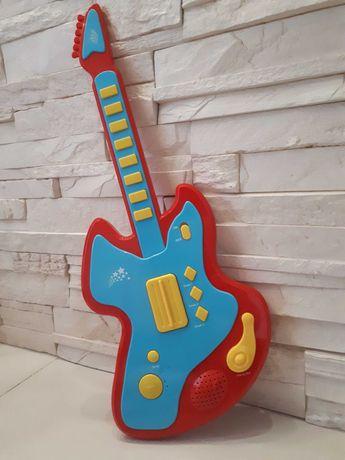 Zabawka Gitara na baterie firmy Carousel