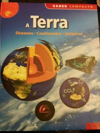 A Terra - Oceanos, Continentes, Universo