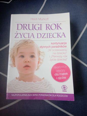 Sprzedam książkę Drugi rok życia dziecka