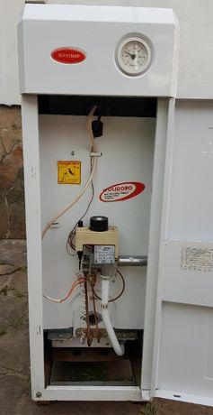 Газовый котел АТЕМ Житомир-3 КС-ГВ-015СН двух контурный 16 кВт