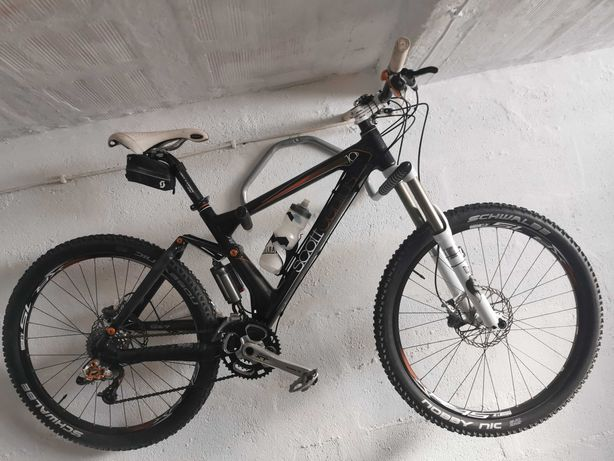 Bicicleta Scott Genius 10 carbono