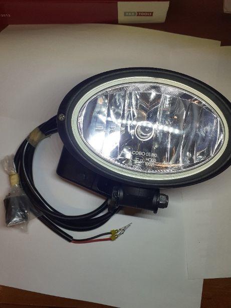 Lampa robocza T5000 przód lewa - 8734.3378