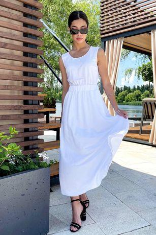 Белое платье новое, Хлопок 70%