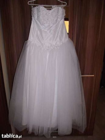Sprzedam suknię ślubną NOWA CENA !!!