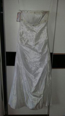 Suknia Ślubna rozmiar 38 biel
