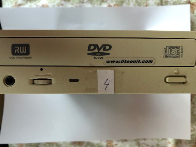 Stacja dysków Lite-On DVD / CD Model LDW-451S , CD-Rom Lądek-Zdrój - image 1