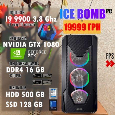 Intel i9 9900/NVIDIA GTX 1080 /16 GB ОЗУ/SSD Игровой компьютер i7