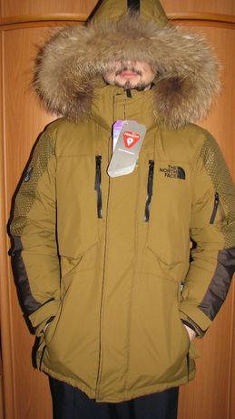 Новая ( с бирками) зимняя куртка The North Face.