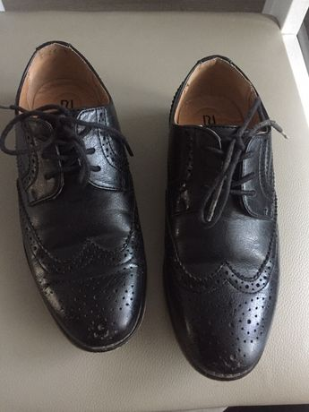 Туфлі на хлопця шкіра 21 см
