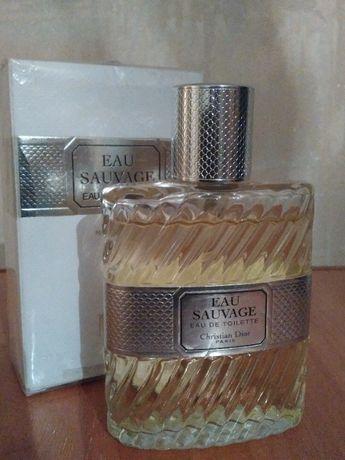 Продам edt Eau Sauvage -Christian Dior